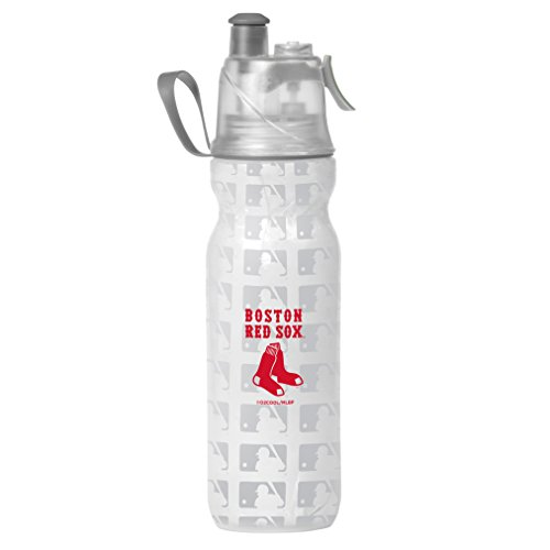 - Boston Red Sox Mist N' Sip Water Bottle 20 oz.
