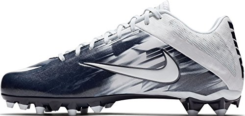Men's 2 Speed Vapor Lacrosse Navy Cleats Nike White qd1wtE