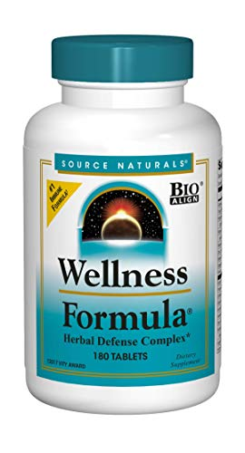 Source Naturals Wellness Formula Bio-Aligned Vitamins