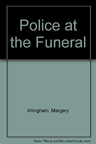 book cover of Police at the Funeral
