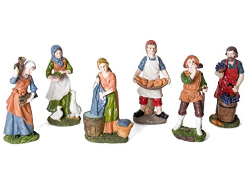 Gerimport Figurine métier Belen 15 cm Assortiment à Choisir 1