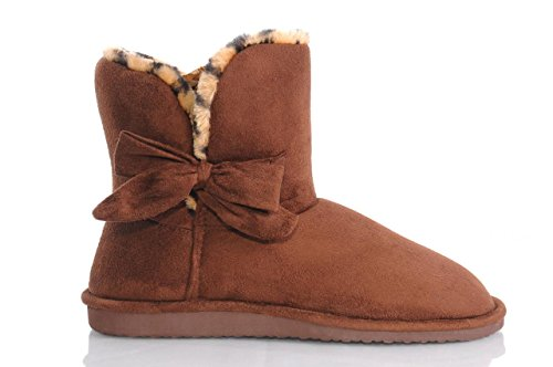 soda boots with fur - 5