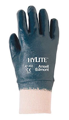 Hylite 47-402 Medium-Duty Multi-Purpose Gloves - 10 by Ansell