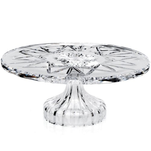 Marquis by Waterford Brookside Cake Plate