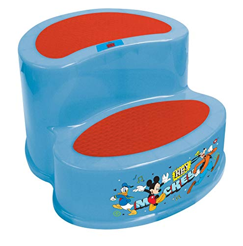 Best Price! Disney Disney Mickey Mouse 2 Tier Step Stool