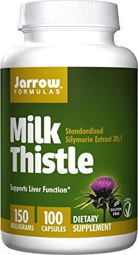 Jarrow Formulas Thistle Silymarin Extract