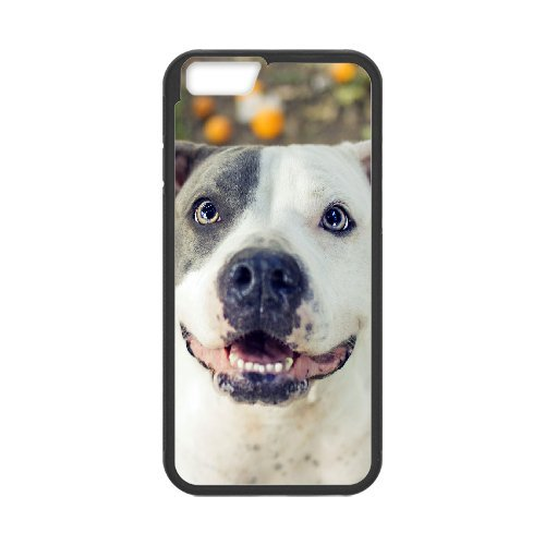 "LP-LG Phone Case Of Pit Bull Terrier For iPhone 6 (4.7"") [Pattern-3]"