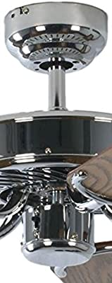 Pepeo GmbH 13322010132_v2 Ventilador de techo, 58 W, 240 V ...