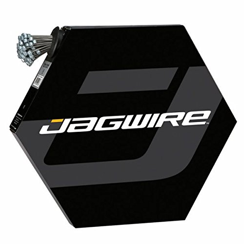 JAG Mountain, Brake Cable, Box of 100, Slick, Stainless, 1.5