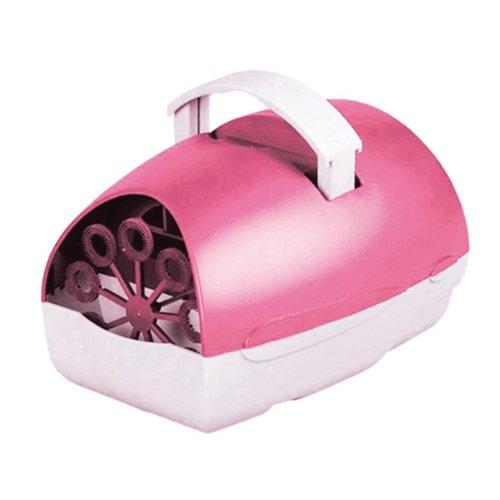 Monster Parties Bubble Machine Pink