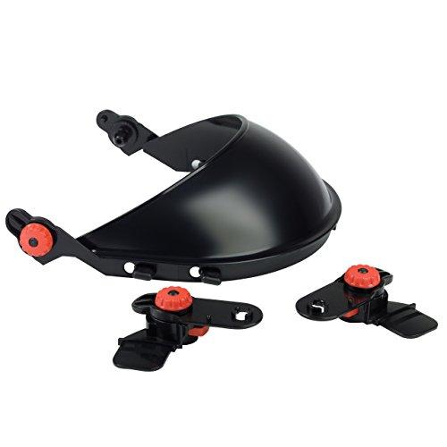 Jackson Safety Hard Hat Interchange System (39477), Welding Helmets & Face Shields, Quick Release, Vertical Lock, 6/Case by Jackson Safety