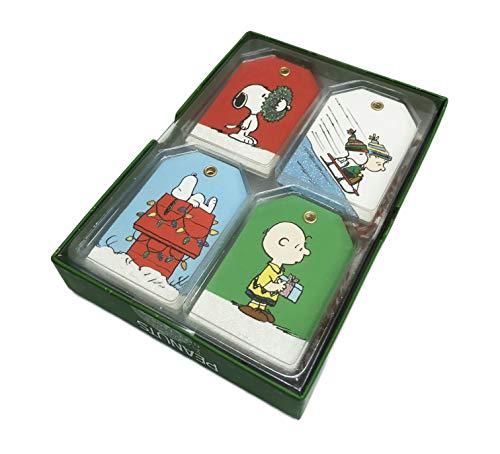 Peanuts Petite Gift Tag Set