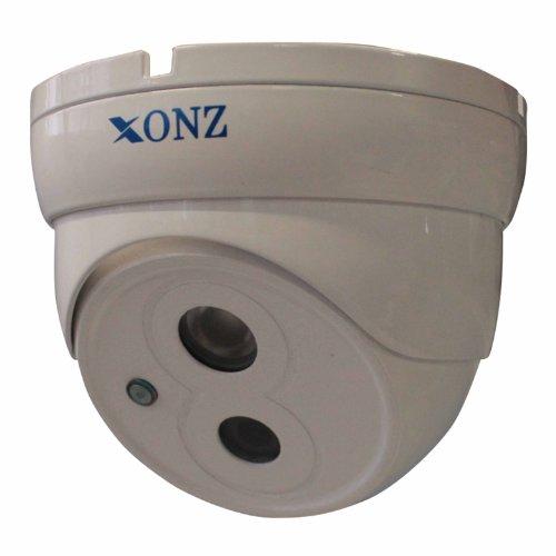 Cheap Xonz XZ-11H-R 1 Megapixel IP Camera (White)