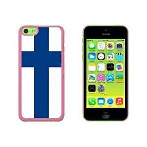 Finland Flag Snap On Hard Protective Case for Apple iPhone 6 4.7 - Pink WANGJING JINDA