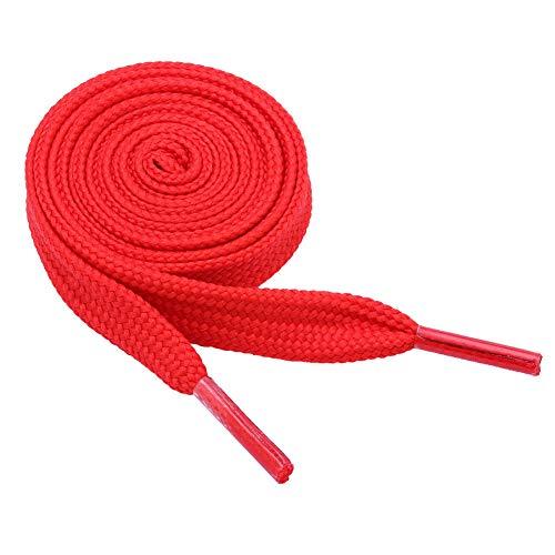 Bleu Payo Sport 120cm Red Cm Lunghezza Da 120 Flat Casual Lacci 1cm Mnefel Scarpe Di 1 Sqaq5Z