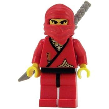 Ninja (Red) - LEGO Ninja Figure