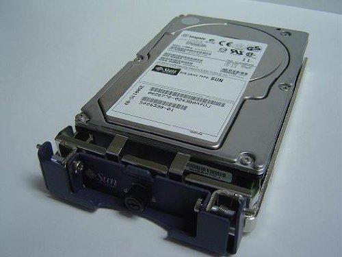 SUN X5267A Sun 36GB 10K U160 80pin SCA-2 SCSI Hard Drive 540-5451 / X5267A - 36gb 10k U160 Hard Drive