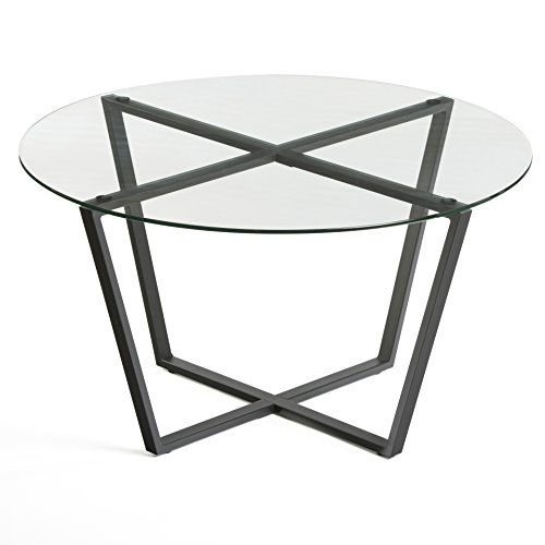 Amazon.com: Mango Steam Metro Glass Coffee Table