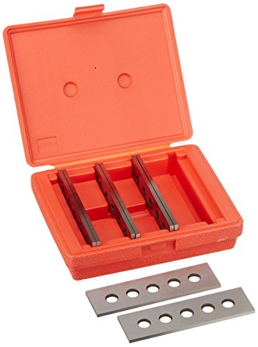 Grizzly G5678 Stee Length Paralle Length Set, 3/16-Inch by Grizzly