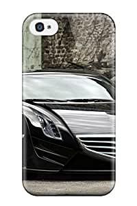 New CaseyKBrown Super Strong Xunday PC Case Cover For Iphone 4/4s