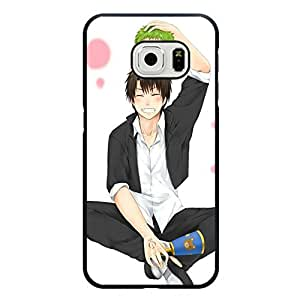 Stylish Lovely Beelzebub Classical Cartoon Phone Case Best Cover for Samsung Galaxy S6 Edge Beelzebub Fashion