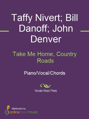 Take Me Home, Country Roads - Kindle edition by Bill Danoff, John ...
