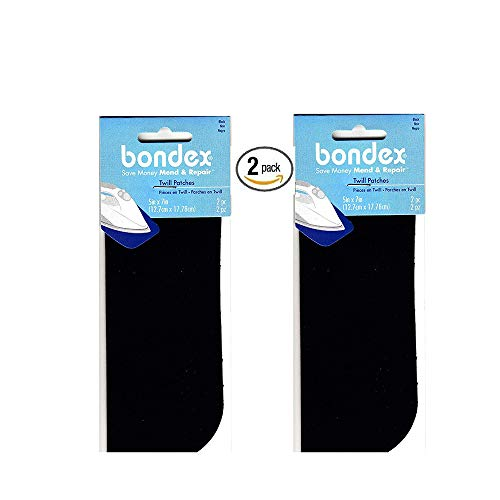 2 Pack of 2 Bondex Black 5