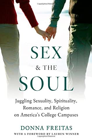book cover of Sex and the Soul