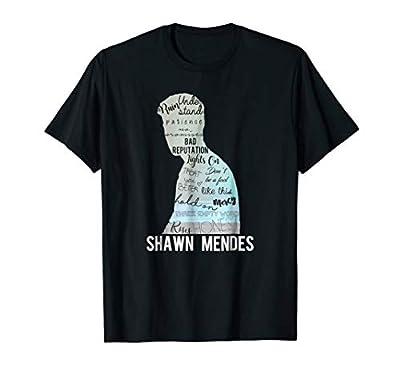 Gift For Men Women Kids Mendes-Tshirt
