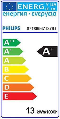 Philips Mas LEDSpot CLA D 13/W E27/A /LED Bulbs warm white LED Bulb/ Warm White, Aluminium, A +, 65/mA, 220//–/240, 12.2/cm