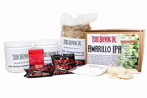 Amarillo IPA (East Coast Ale)