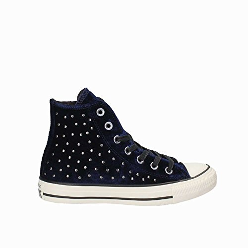 Converse As Hi Can Optic. Wht, Zapatillas unisex BLU ECLIPSE/BLACK/TURTLEDOVE
