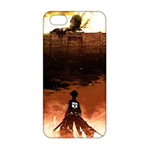 Attack on Titan 3D Phone Case for iPhone 5s
