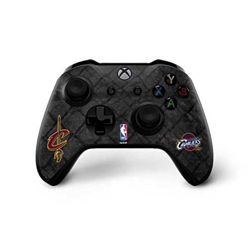 Cleveland Cavaliers Xbox One X Controller Skin - Cleveland Cavaliers Dark Rust | NBA & Skinit Skin by Skinit