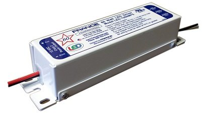 France Compact 60W LED Power Supply