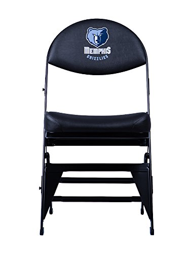 Spec Seats Official NBA Licensed X-Frame Courtside Seat Memphis Grizzlies by Spec Seats