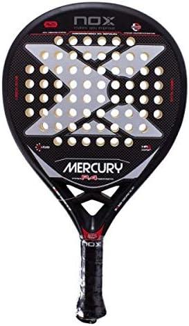 NOX Pala de Pádel Mercury Pro P.4: Amazon.es: Deportes y aire libre