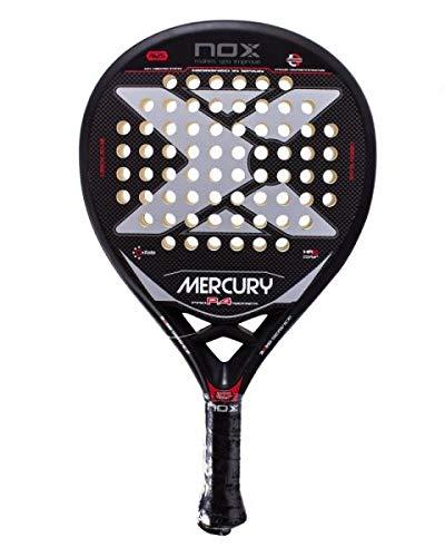 NOX Pala de Pádel Mercury Pro P.4: Amazon.es: Deportes y ...