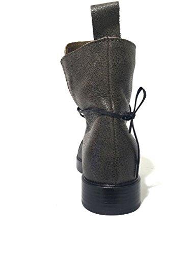 6276 4580 Stivali Lili Mainapps Realizzato Grigio Lm Mulino Vintage In In Pelle Donna Italia 6pxq4Ew