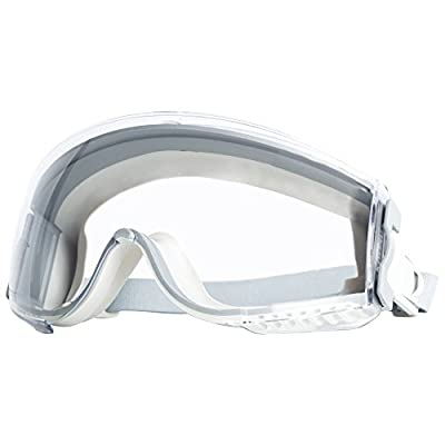 Uvex Stealth Safety Goggles with HydroShield Anti-Fog Lens (S3960HS) from Honeywell Safety Products, USA