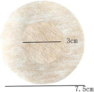doppelseitiges Textil Haut Klebeband Gro/ßpack mit Abroller Woboren Damen Fashion Tape