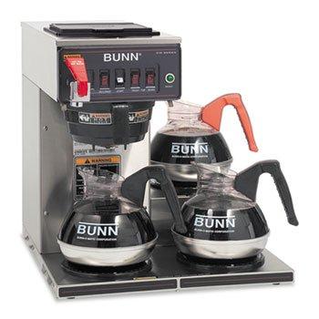 3 burner coffee machine - 6