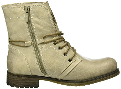 Mustang Women's 1139-610-243 Ankle Boots Off White (Ivory) get authentic sale deals mHjkhRJ0JA