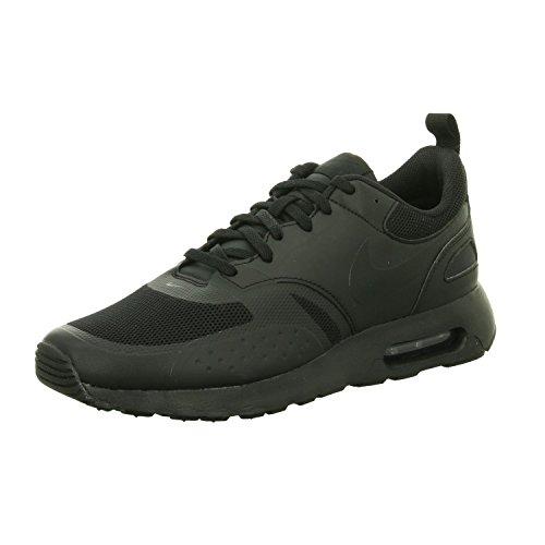 NIKE Herren Air Max Vision Sneaker, blau, EU Schwarz (Black 001)