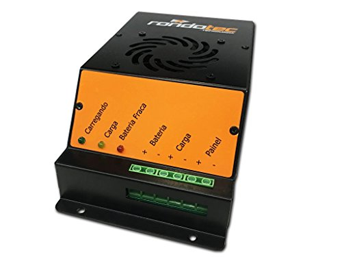 Controlador de Carga 480W 12/24V Automático SNMP