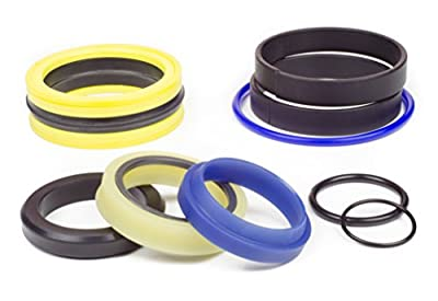 JCB 991-00122 Aftermarket Hydraulic Cylinder Seal Kit by Kit King USA