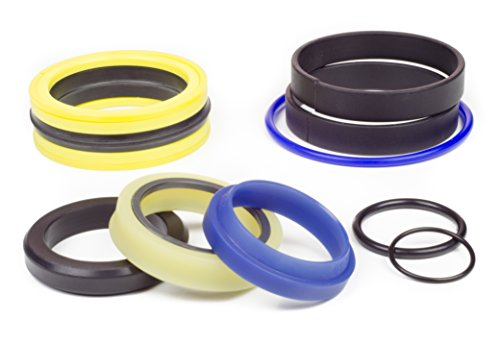 JCB 991-00122 Aftermarket Hydraulic Cylinder Seal Kit by Kit King USA from Kit King USA