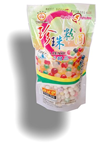 Tapioca Gluten Gourmet Bubble Multi colored product image