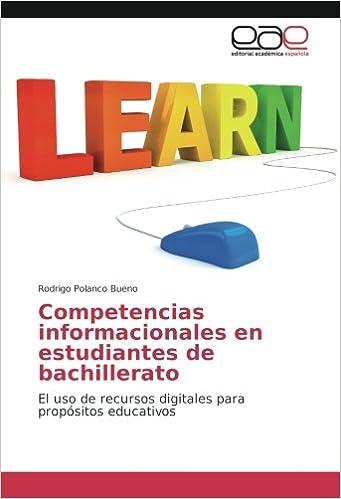 amazon competencias informacionales en estudiantes de bachillerato