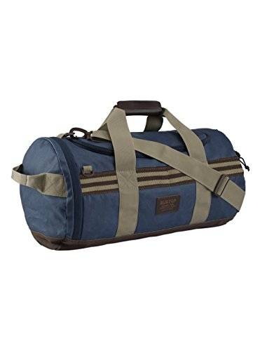 (Burton Backhill Small 40 L Duffel Bag, Mood Indigo Coated, One Size)